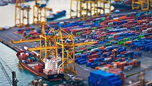 ik speditor kontejnerski transport